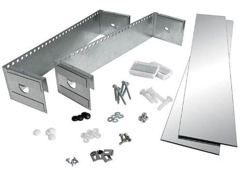 - Jensen 760030 30-Inch Surface Mount Side Mirror Kit