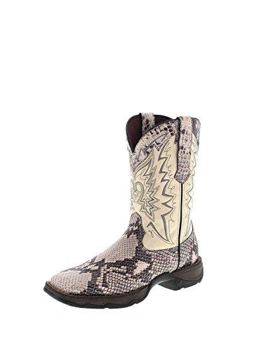 Boots RD031 Stiefel Oil Damen White Durango Snake Boots Westernreitstiefel Durango Boots Durango t8Sf4