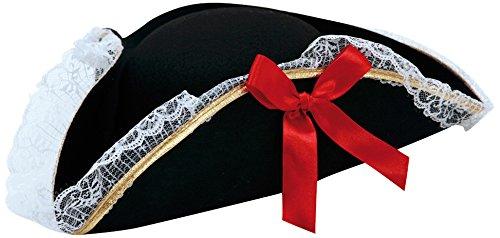 Sombrero corsaria talla /única Viving Costumes MOM01643 My Other Me Me
