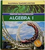 img - for Prentice Hall Mathematics: Algebra 1, Teacher's Edition by Allan Bellman (2007-01-01) book / textbook / text book