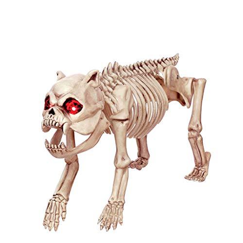 C&Q CQ Halloween Horror Decoration Simulation Model Animals Shelf Haunted House Bar Furnishing Props