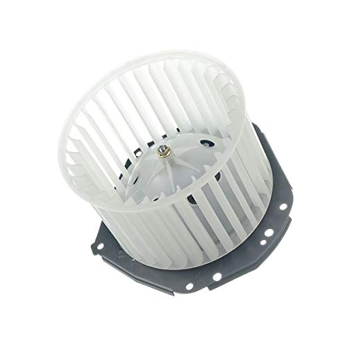 A-Premium Heater Blower Motor with Fan Cage For Chevrolet Corvette S10 Blazer Astro GMC Jimmy Sonoma Buick Isuzu Pontiac