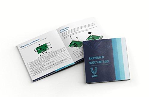 V-Kits Raspberry Pi 3 Model B+ (Plus) Complete Starter Kit with Official Black Case [LATEST MODEL 2018] by Vilros (Image #8)