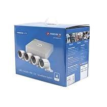 PRECISION VIDEO HD 1080p 4 Camera/Dvr Kit