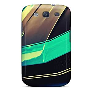 Great Hard Phone Cases For Samsung Galaxy S3 (eFG2457jrGN) Provide Private Custom Nice Dodge Challenger Pattern