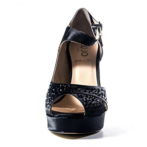 liu jo , Damen Sandalen schwarz schwarz