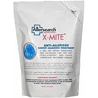 X-Mite Anti-Allergen Moist Powder Carpet Cleaner