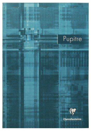 Exaclair Clairefontaine 6155 Classic Notepad Staplebound 8 1/2