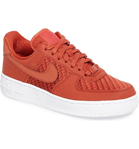 brand new 47a7e 38aac Galleon - NIKE Womens Air Force 1  07 Pinnacle AF1 Red White Athletic  Fashion Shoes (8)