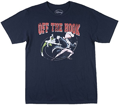 disney-peter-pan-off-the-hook-mens-t-shirt-in-navy-m-2xl