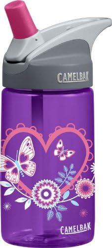 CamelBak - Bidón para Bicicleta Infantil (0,4 L) Morado vioett ...