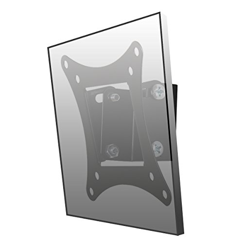 """Price comparison product image Suptek Tilt TV Wall Mount Bracket for 14''-26"""" LED, LCD TV and Screens up to VESA 100x100mm and 44lbs MT2750"""