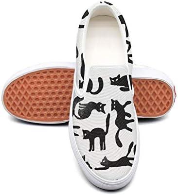 メンズ セーター ホリデー 子猫 男の子 スニーカー メンズ ロートップ メンズ ランニングシューズ
