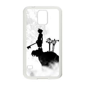 Samsung Galaxy S5 Cell Phone Case White Kingdom Hearts