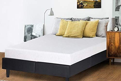 SLEEPLACE 6 inch Memory Foam Mattress Beds for School Dorm College – 200 Full