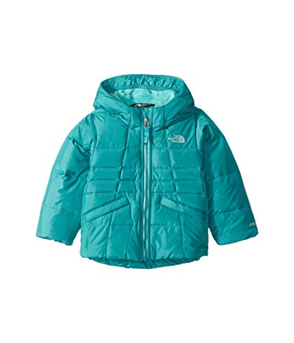 The North Face Toddler Girl's Moondoggy 2.0 Down Jacket - Kokomo Green - 2T (Moondoggy Jacket)