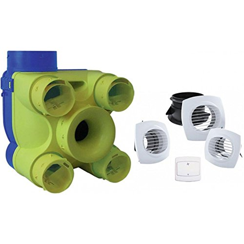 Kit de ventilación mecánica Venturia