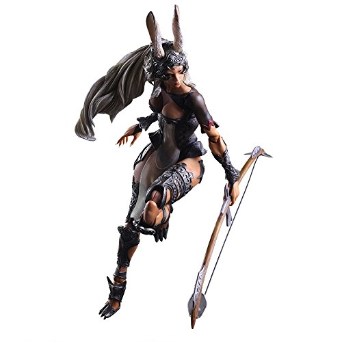 Square Enix Final Fantasy XII: Fran Play Arts Kai Action Figure from Square Enix