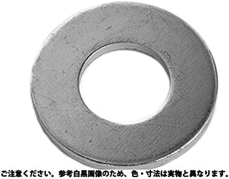 ワッシャー(JIS 表面処理(クローム(装飾用クロム鍍金)) 材質(黄銅) 規格(3X8X0.5) 入数(10000)