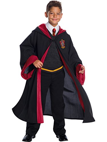 Child Deluxe Gryffindor Student Costume - M -
