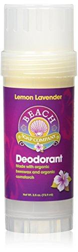 Lemon Lavender Certified Organic Deodorant product image
