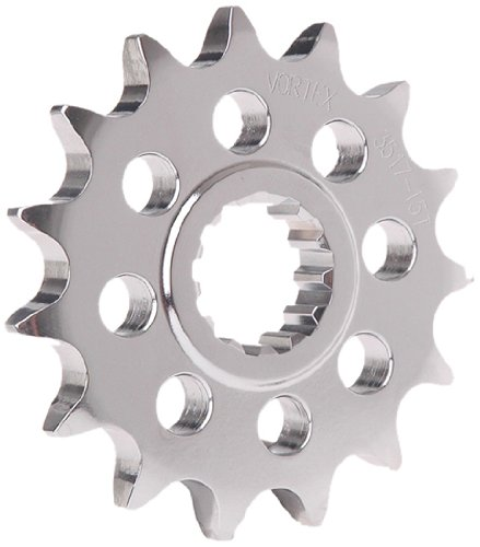 - Vortex 3283-14 Silver 14-Tooth 520-Pitch Front Sprocket