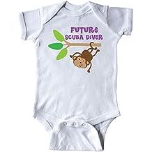 inktastic Future Scuba Diver Infant Creeper