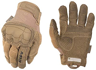 Mechanix Wear - M-Pact 3 Coyote Tactical Gloves