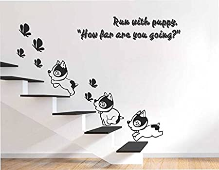 Wall Sticker Family Wall Quotes Vinyl Lettering Easy Wall Art Decal ...