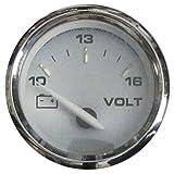 Faria Beige 19004 Kronos Voltmeter 10-16Vdc