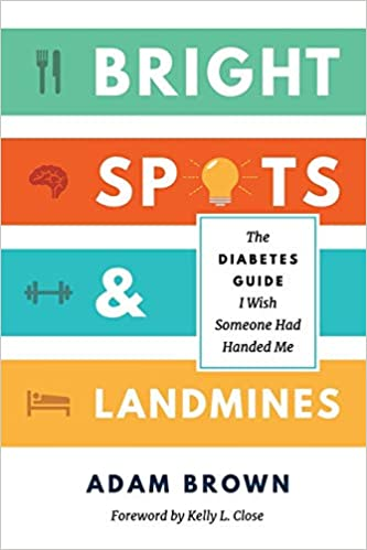 Finding Some Spots Of Bright Color At >> Bright Spots Landmines The Diabetes Guide I Wish Someone Had