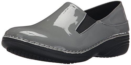 Step Shoe Work Ferrara Spring Gray Women's Patent vZxHKd7