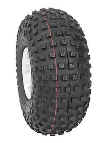 Duro HF240A Knobby Tire - Front/Rear - 18x9.50x8 , Position: Front/Rear, Tire Size: 18x9.50x8, Rim Size: 8, Tire Ply: 2, Tire Type: ATV/UTV, Tire Application: Sport 31-240A08-189A