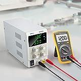 60V 5A DC Bench Power Supply Variable 3-Digital LED