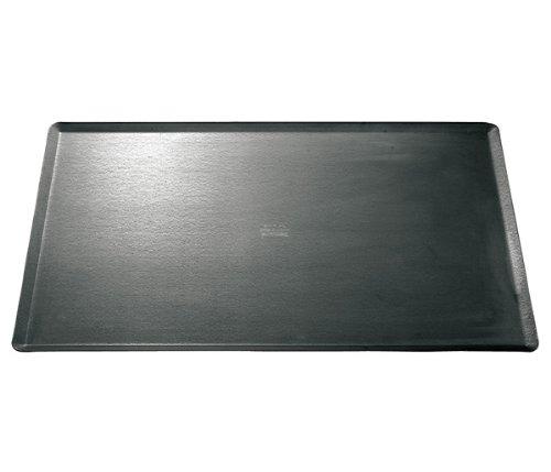 Matfer Bourgeat 310101 Black Steel Oven Baking Sheets