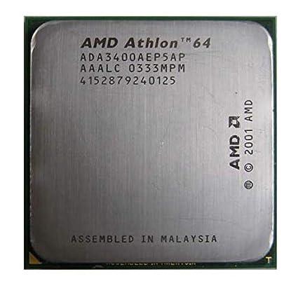 AMD ATHLON 64 PROCESSOR 3400 WINDOWS 10 DRIVERS