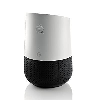 Aresh for Google Bluetooth Intelligent Voice Assistant Base,Portable Speaker Sound Stand for Google from Aresh