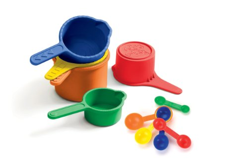 MEASURE POTS SPOONS Discovery Toys product image