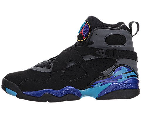 sale retailer 52451 29b21 Air Jordan 8 Retro BG   Aqua   - 305368 025 by Jordan