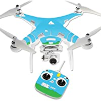 Skin For DJI Phantom 3 Standard – Gamer Landscape | MightySkins Protective, Durable, and Unique Vinyl Decal wrap cover | Easy To Apply, Remove, and Change Styles | Made in the USA