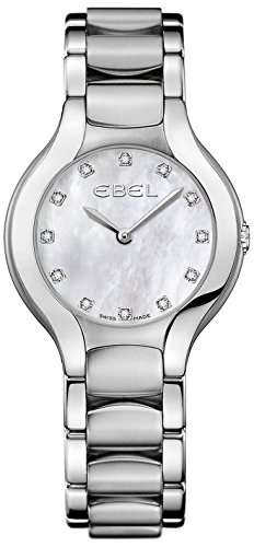 Ebel Beluga Mother of Pearl Diamond Dial Ladies Watch