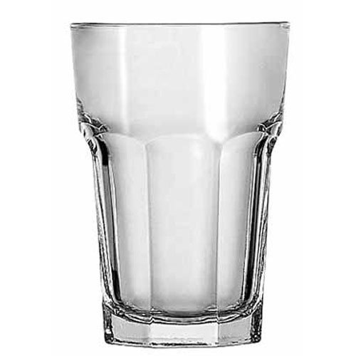 Anchor Hocking 7745U New Orleans Glassware 14 oz. Iced Tea Glass | Case of 3 Dozen