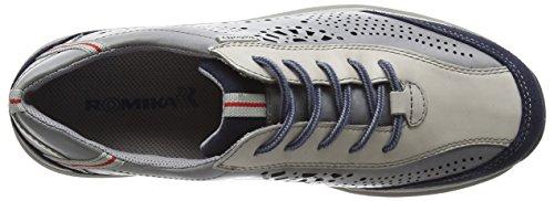 Romika Damen gabriele 16 Sneakers Blau (jeans-kombi 508)