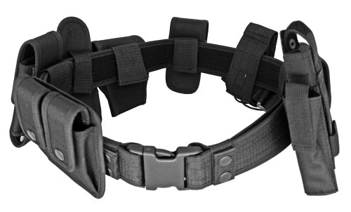 Police Utility Belt (LAW ENFORCEMENT-MILITARY TACTICAL MODULAR DUTY BELT UTILITY by TG)