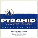 Pyramid Bass Pure Nickel Round Wound 5-String Heavy 45-130