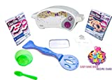 Easy Bake Ultimate Oven Baking Star Edition + 2 Oven Refill Mixes + 2 Sweet Treats Tasty Oven Recipes + Mixing Bowl and Spoon (5 Cake Refill + Party Pretzel Dippers Refill + Sweet Treats Recipe Cards