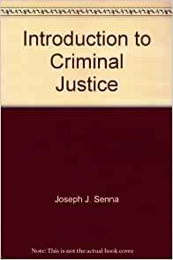 introduction to criminal justice book pdf