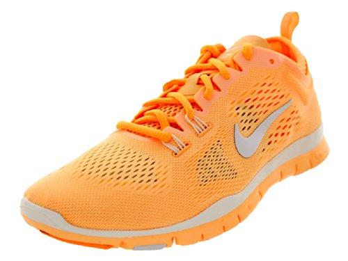 Nike Free 5.0 TR Fit 4 Breathe breeze Laufschuhe Aktuelles Modell 2014 verschiedene Farben, Farbe:Aprico/blanc;Schuhgröße:EUR 42