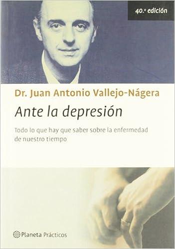 Descarga gratuita de libros electrónicos. Ante la depresión (Manuales Practicos (planeta)) ePub