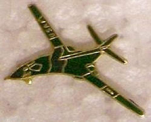 Aveshop Hat Tie Tac Pin Airplane B-1 Bomber Lancer - Fashion ()